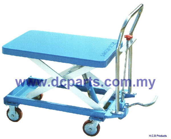 General Truck Repair Tools HYDRAULIC ELEVATOR CART (300 KGS) A6001